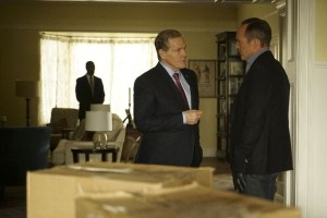 Marvel's Agents of SHIELD Bouncing Back review - President Ellis and Coulson