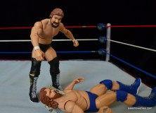 Mattel Ted DiBiase Hall of Fame figure review - dropping dollars on Duggan