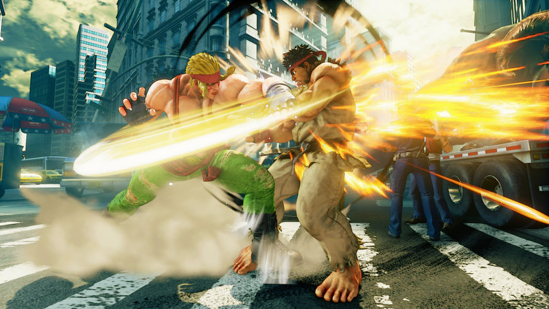 Street Fighter V - Alex - 01_Chop