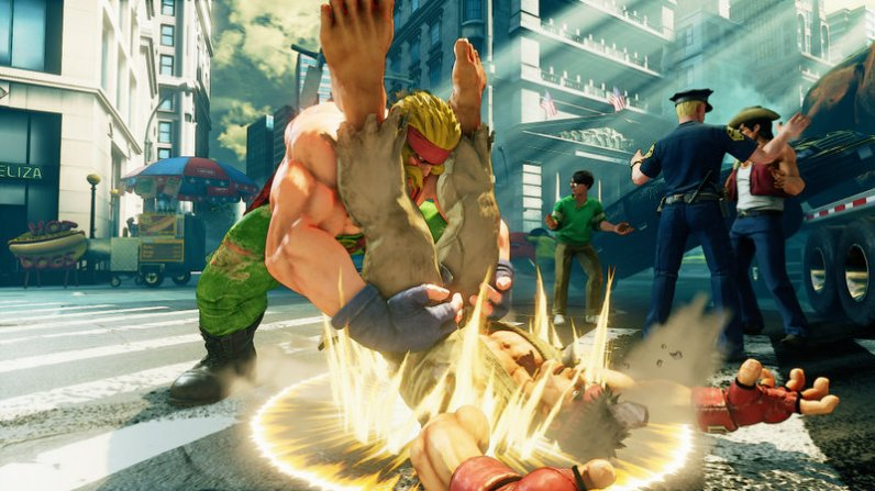 Street Fighter V - Alex - 02_Power_Bomb