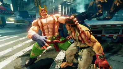 Street Fighter V - Alex - 03_Headbutt