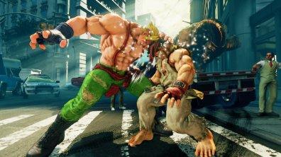 Street Fighter V - Alex - 04_Headbutt