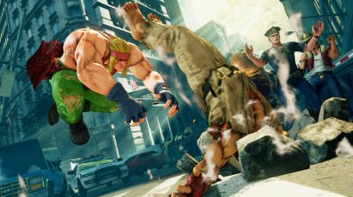 Street Fighter V - Alex - 08_Critical_Art
