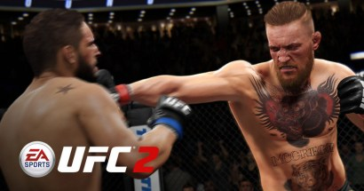 UFC 2 - conor_5_action