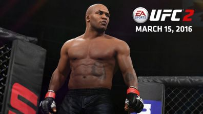 UFC 2 video game -Iron Mike Tyson modern