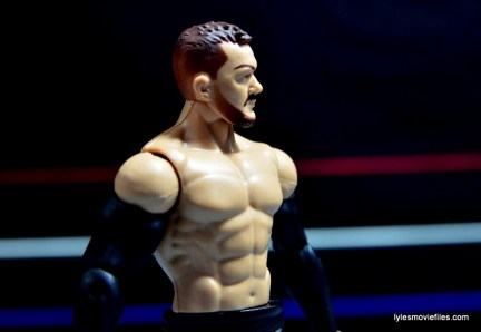 WWE Basic Finn Balor figure review -profile shot
