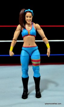 WWE Bayley figure review - front