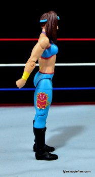WWE Bayley figure review - right side