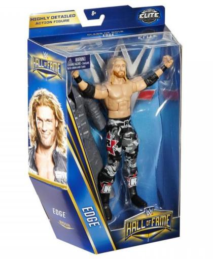 WWE Hall of Fame series 4 - Edge in package side