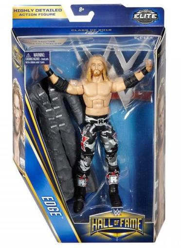 WWE Hall of Fame series 4 - Edge in package