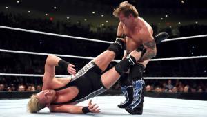 WWE Roadblock - Jack Swagger vs Chris Jericho