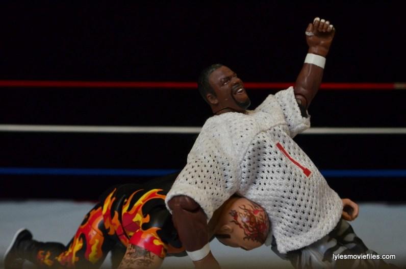 Wrestlemania 11 -LT bulldogs Bam Bam Bigelow