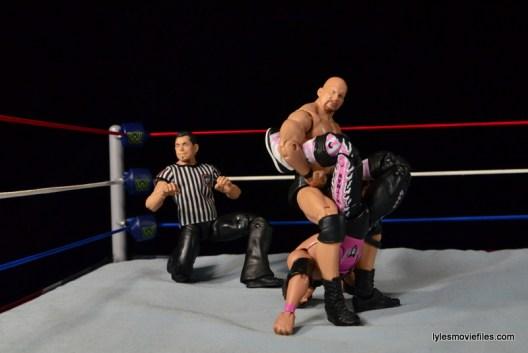 Wrestlemania 13 - Bret Hart vs Stone Cold - Austin Boston Crab