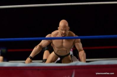 Wrestlemania 13 - Bret Hart vs Stone Cold - Austin won't quit