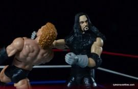Wrestlemania 13 - Sycho Sid vs The Undertaker -chokeslam