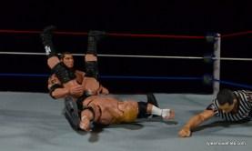 Wrestlemania 21 - Batista vs Triple H - Batista Bomb
