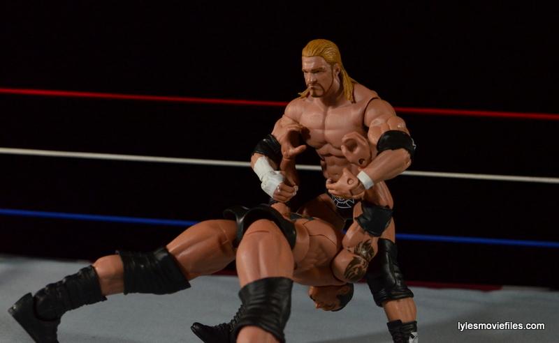Wrestlemania 21 - Batista vs Triple H - Pedigree