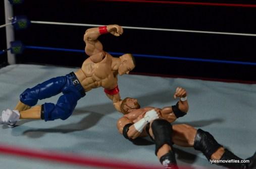 Wrestlemania 22 - Triple H vs John Cena - 5 knucle shuffle