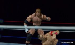Wrestlemania 22 - Triple H vs John Cena -Cena can't see Triple H