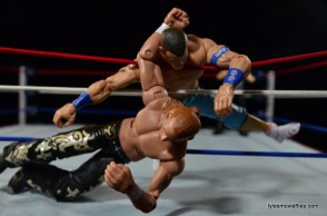 Wrestlemania 23 - John Cena vs Shawn Michaels - neck snap