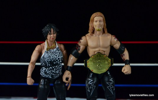 Wrestlemania 24 - Edge vs The Undertaker - Edge and Vickie Guerrero