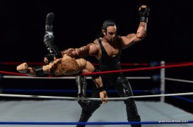 Wrestlemania 24 - Edge vs The Undertaker -clothesline