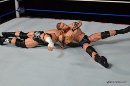 Wrestlemania 25 - Randy Orton vs Triple H -RKO
