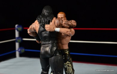 Wrestlemania 26 - The Undertaker vs Shawn Michaels - embrace
