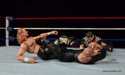 Wrestlemania 26 - The Undertaker vs Shawn Michaels - figure four
