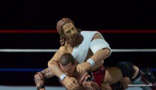 Wrestlemania 30 - Daniel Bryan vs Randy Orton vs Batista -Yes Lock