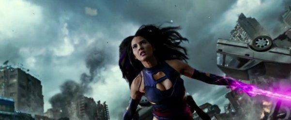 X-Men Apocalypse - Olivia Munn as Psylocke