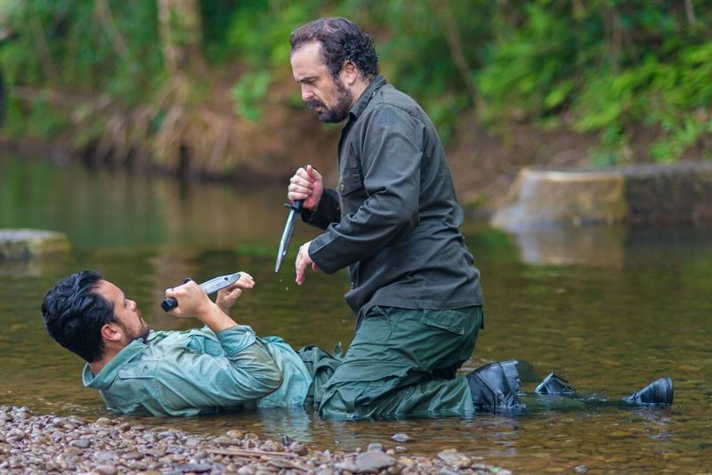 camino movie review - francisco barreiro and nacho vigalondo