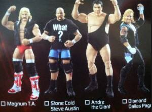magnum ta mattel legends series 7