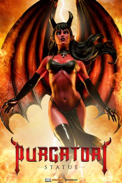 purgatori-statue-dynamite-feature - in hellfire