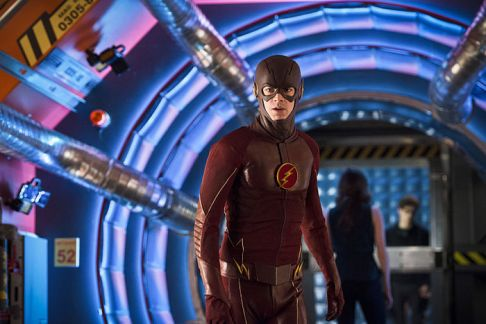 the flash - flash back review - the flash in the particle accelerator