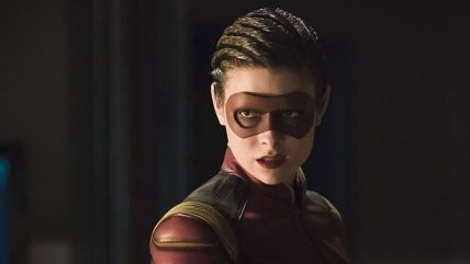 the flash trajectory review - allison paige as trajectory