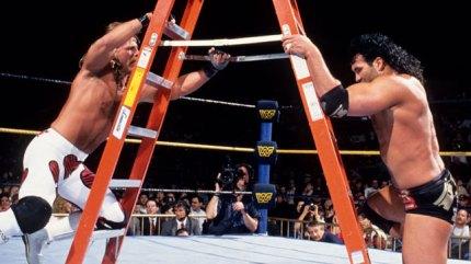 wrestlemania 10 - hbk vs razor ramon