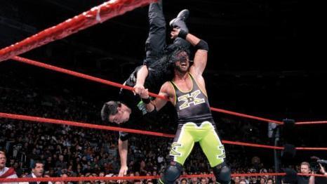 wrestlemania 15 - shane mcmahon vs x-pac