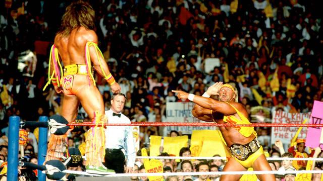 wrestlemania 6 - the ultimate warrior vs hulk hogan_2