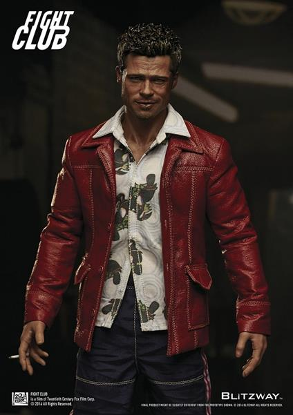 Blitzway Fight Club Tyler Durden figure