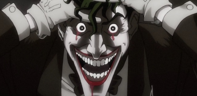 Killing Joke trailer - The Joker