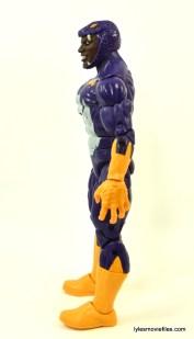 Marvel Legends Cottonmouth figure - left side