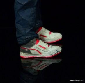 NECA Aliens Bishop -shoe detail 1
