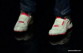 NECA Aliens Bishop - shoe detail 2