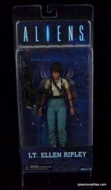 NECA Aliens Ellen Ripley figure - front package