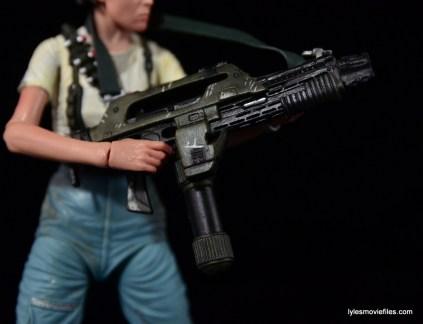 NECA Aliens Ellen Ripley figure - gun side 1