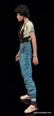 NECA Aliens Ellen Ripley figure - left side
