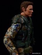 NECA Aliens Sgt Craig Windrix figure -body armor right