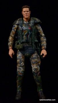 NECA Aliens Sgt Craig Windrix figure -front