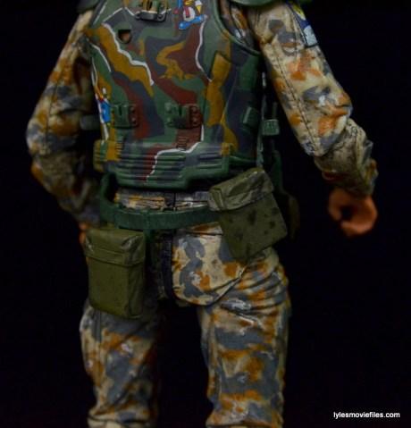 NECA Aliens Sgt Craig Windrix figure -web gear 1